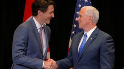 Trudeau Says He Called Off NAFTA Meeting With Trump After Call From