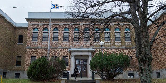 The Nova Scotia Supreme Court family division in Halifax, N.S. on Dec. 11,