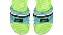 Nike Is Releasing 'Fanny-Pack' Sandals, Because ... Why