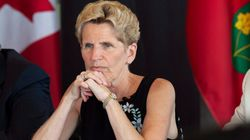 Premier Kathleen Wynne Says She Expects To Lose Ontario
