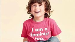 J. Crew's 'Feminist' Shirt For Kids Sparked Outrage And