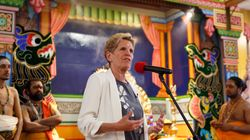 Kathleen Wynne Says She Doesn't Regret Not Quitting A Year