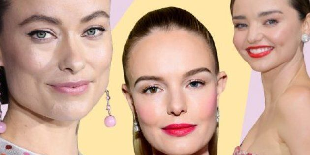 Here's How To Use Highlighter To Get A Natural