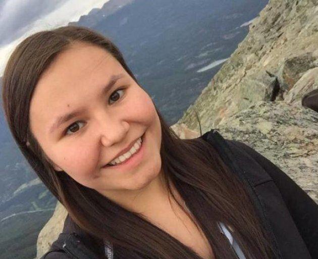 Marie Janvier was killed in a shooting at La Loche Community School in