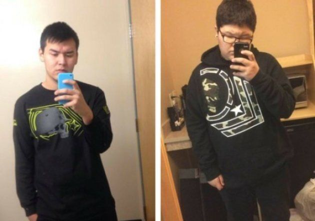 Brothers Dayne and Drayden Fontaine were both killed in a school shooting in La Loche,