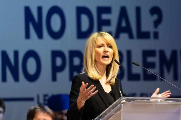 Should Esther McVey's Sexist Partner Rule Her Out Of The Tory Leadership?