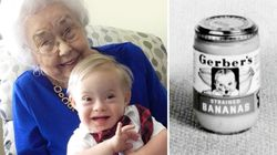 Original And New Gerber Baby, 90 Years Apart, Take World's Cutest