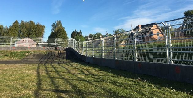 The RCMP-led integrated security force has erected a fence stretching 1.5 km around the Manoir Richelieu,...