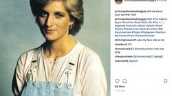 New Instagram Account Shows Princess Diana Through An LGBTQ