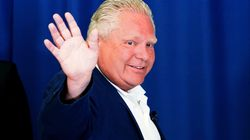 Doug Ford's Progressive Conservatives Win Majority In Ontario