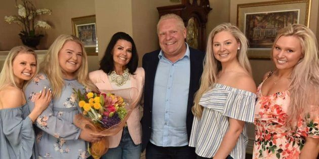 Doug Ford's Family: What To Know About His Wife, Karla, And Their