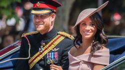 Prince Harry And Meghan Markle Just Announced Their 1st Royal