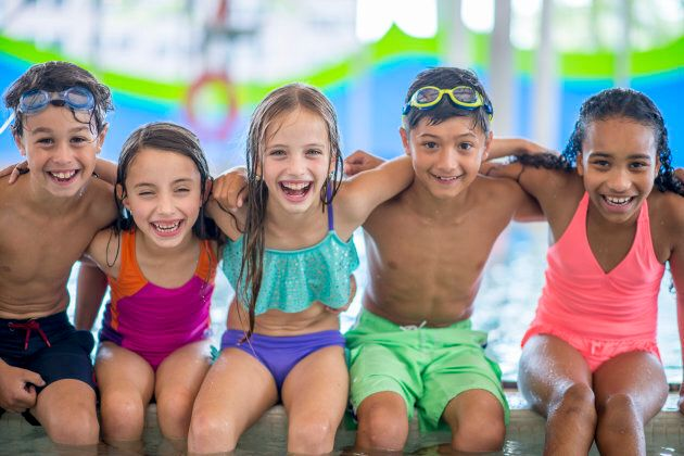 Kids Can Get Really Sick From Swimming Pools Thanks To Diarrhea-Infected