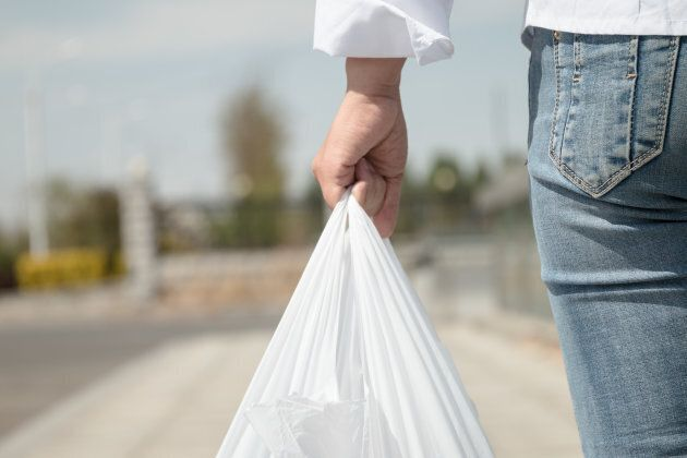 P.E.I. could become the first province to ban plastic bags.