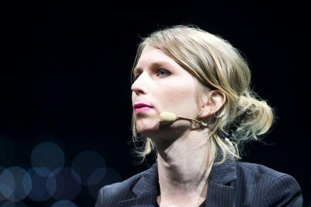 La exanalista de inteligencia Chelsea Manning, en un acto en Montreal (Canadá), en