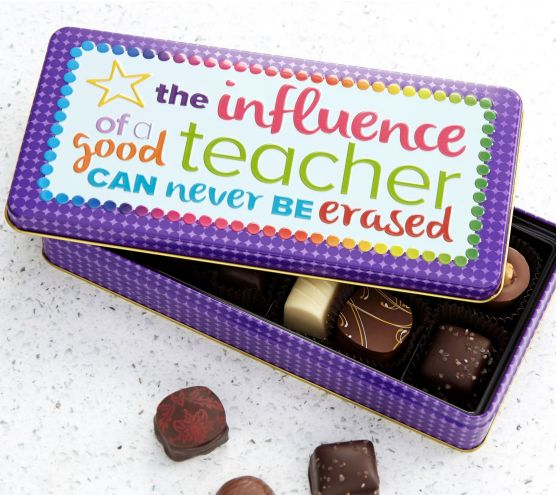 20 Gift Ideas For Teachers To Say 'Thank You' At The End Of The