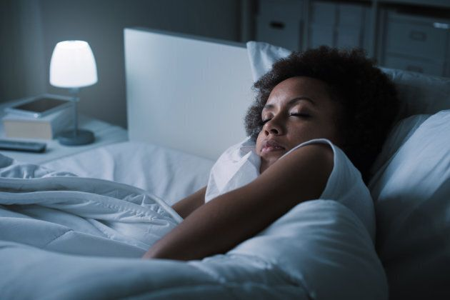 Getting Too Much Sleep Is Just As Bad As Not Getting Enough, Study