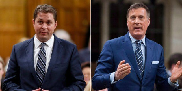 Conservative Leader Andrew Scheer announced Tuesday that he removed Quebec MP Maxime Bernier from his...