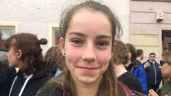 Paula, la piccola 'Greta rumena' contro il governo