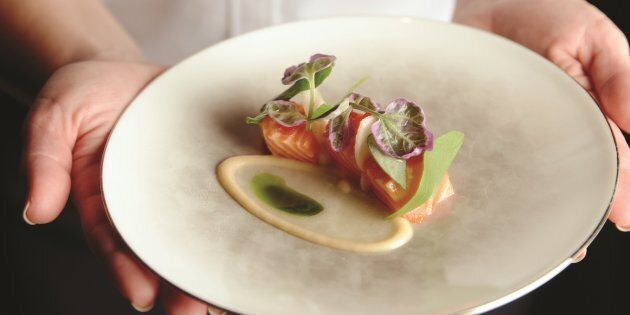 Alo, which recently ranked No. 1 in Canada's 100 Best Restaurants list, has been named one of the top...