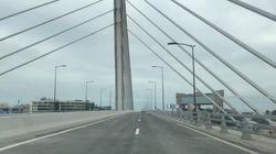 Casablanca: Le pont de Sidi Maârouf enfin ouvert aux