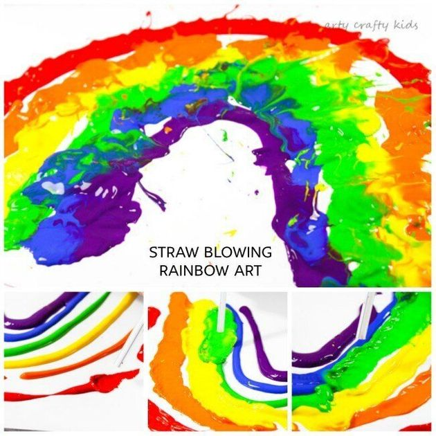 13 Rainbow Craft Ideas To Help Kids Celebrate Pride
