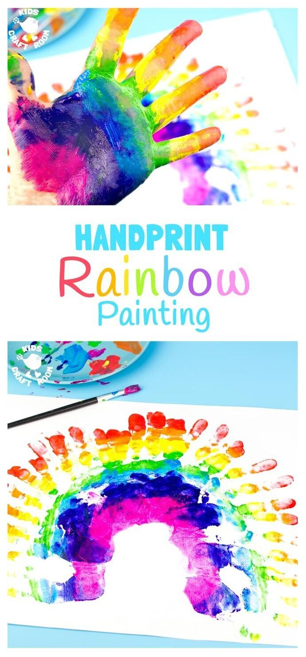 13 Rainbow Craft Ideas To Help Kids Celebrate