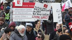 York University Students Not Optimistic Strike Will End Anytime