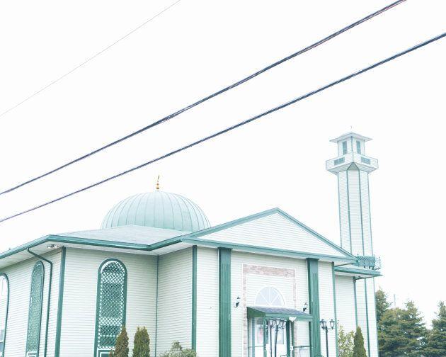 The St. John's Mosque.