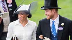 Meghan Markle Was The Picture Of Elegance At Royal Ascot