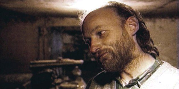Robert William Pickton is shown in an undated picture taken from