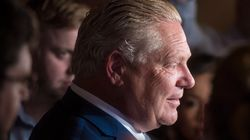 Doug Ford A No-Show At Toronto