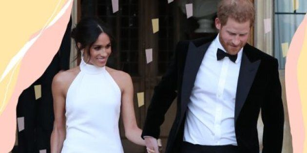 You Can Soon Buy Meghan Markle's Reception Dress — But It'll Cost