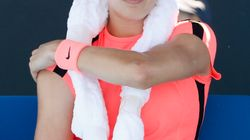 Genie Bouchard Wasn't Happy Enough For Critics After Big