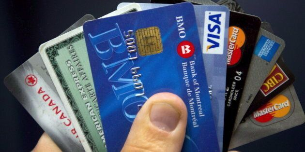 Fewer Canadians are paying off their credit cards in full, a sign that debt delinquencies could soon...