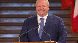 Doug Ford Is Officially Ontario's