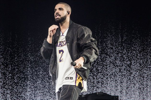 Drake performs at The Forum on Sept. 27, 2016 in Inglewood,