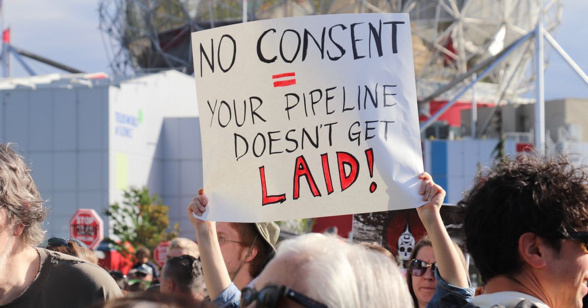 Why Building A Pipeline On Indigenous Land Is Complicated