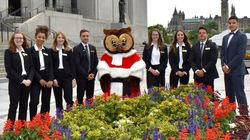 Who Knew The Supreme Court Of Canada Has Had A Mascot This Whole