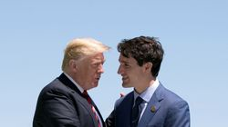 Trump's Canada Day Message Praises 'Condemnation Of Autocratic