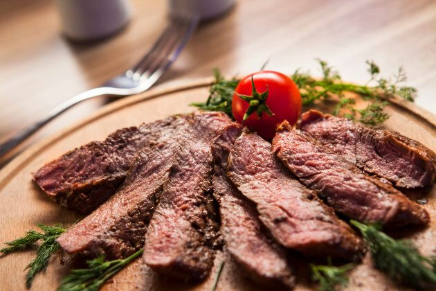 When you gotta get your red-meat fix, opt for lean