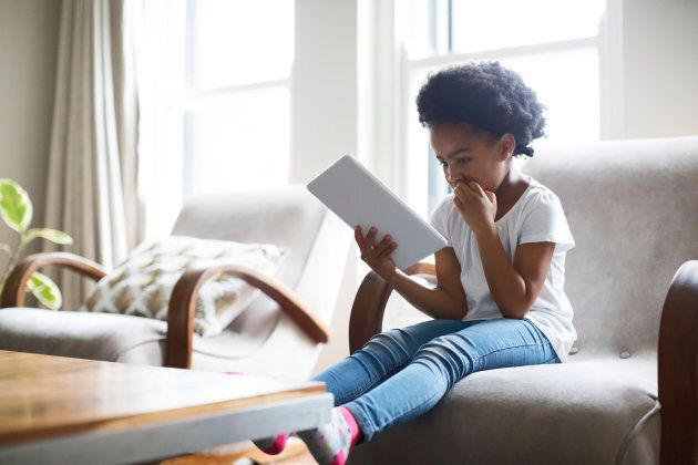 To Teach Kids Online Safety, Parents Must First Look At