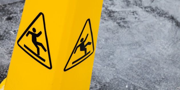Falls Are The Most Common Cause Of Injury In Canada: