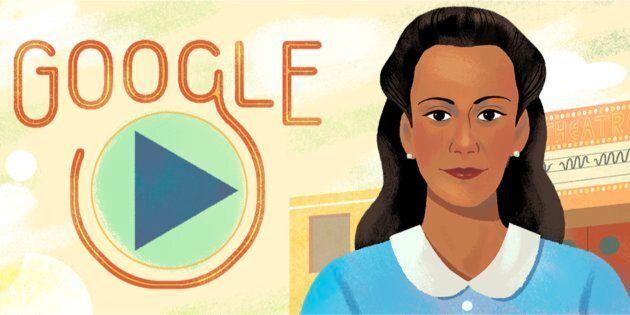 The July 6 Google Doodle honours Canadian civil rights icon Viola Desmond.