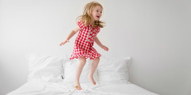 Moving A Toddler To A 'Big Kid' Bed Isn't As Nerve-Wracking As You