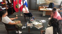 John Tory Meets With Toronto Hip-Hop Elite In Face Of Recent