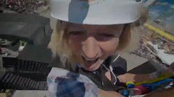 Watch Rachel Notley Soar Over The Calgary