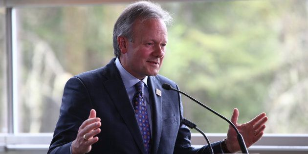 Stephen Poloz, governor of the Bank of Canada, at the G7 Finance Ministers and Central Bank Governors meeting in Whistler, B.C., May 31, 2018.