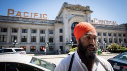 Singh's Trip To B.C. Fuels Rumours He'll Run For Burnaby