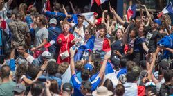 Parties Break Out On Montreal Streets After France Wins World